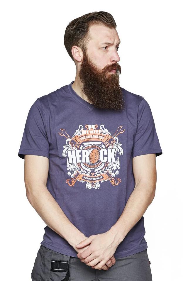 Tee shirt HEROCK Vintage