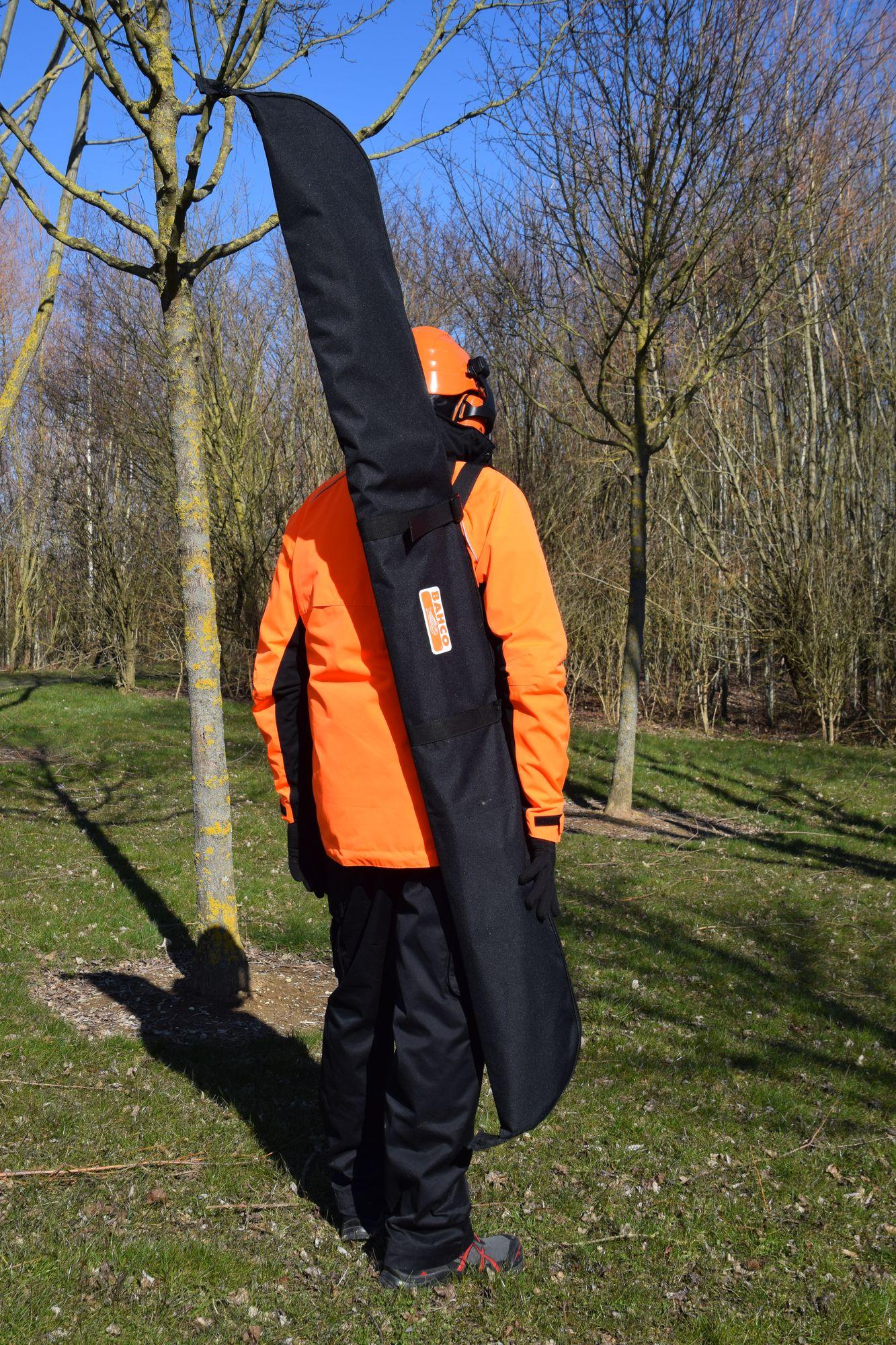 kit scie + perche avec sac de transport BAHCO