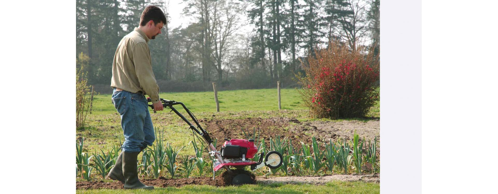 Préparer votre sol pour la semence en toute facilité grâce à un motoculteur professionnel