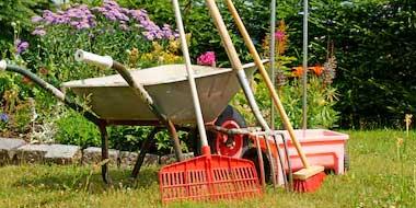 Matériel pour espaces verts et outils de jardinage - Jardins Loisirs